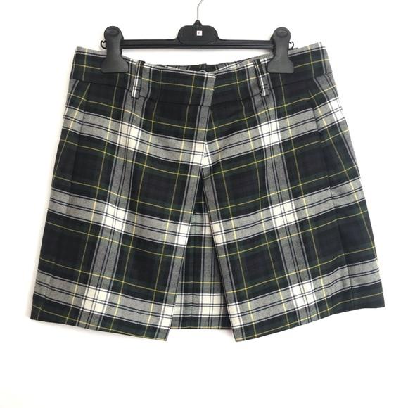 363debbbe5 McQ by Alexander McQueen Skirts | Mcq Alexander Mcqueen Plaid Skirt ...